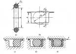 关于O型圈密封设计标准及规范